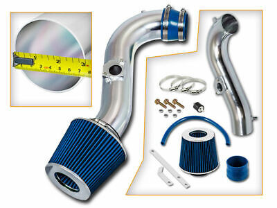Short Ram Air Intake Kit + BLUE Filter for 01-05 Lexus IS300 Altezza 3.0 L6