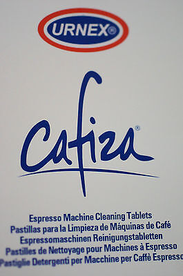 8x Urnex Cafiza Coffee Espresso Machine Cleaning Tablets 2g Jura Saeco Sunbeam