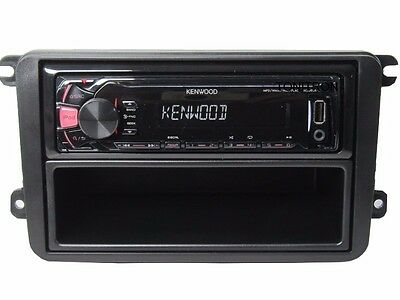 USB Mp3 Autoradio Radio VW Golf 5 6 Plus Turan Polo Passat Seat Skoda Kenwood