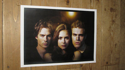 The Vampire Diaries Great Faces POSTER