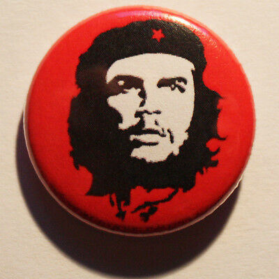 Che Guevara Button / Badge Kuba Punk Antifa Revolution Revolucion Ernesto
