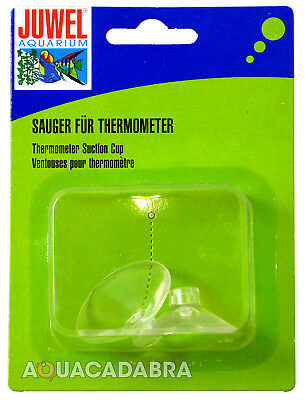 Juwel Aquarium Spare Digital Thermometer Suction Cups X Pack Of 2 Fish Tank