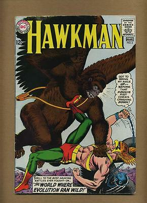 Hawkman #6 (Our VG-) Strict Grading! (id #1205)