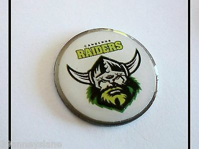 anneys ~ GOLF  BALL  MARKER - the canberra raiders !!! ~
