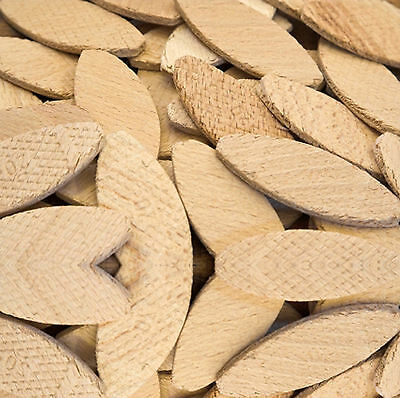 1000 PACK LAMELLO JOINERY BISCUITS, SIZE 30, 56mm x 30mm FOR 16mm GROOVE DEPTH *