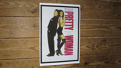Pretty Woman Richard Gere Julia Roberts Repro Film POSTER