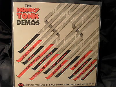 Various Artists - The Hony Tonk Demos