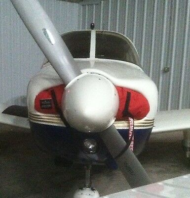 Piper PA28 Archer, Arrow, Cherokee cowl plugs