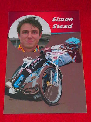 SPEEDWAY BOARD INSERT (165x240mm) - SIMON STEAD