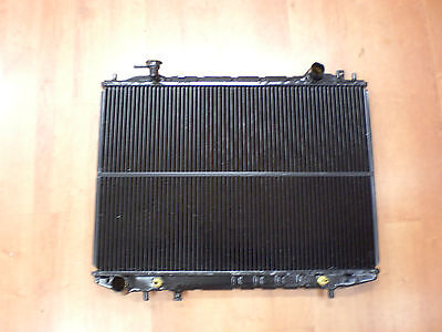Ford Courier Radiator Auto Manual 96-06 Full Copper Brass 3 Row 46Mm Thick