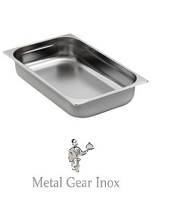 Bac Gastro Gastronorme inox GN 1/1 ( 325 x 530 x 65 mm)  .