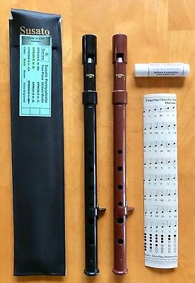 Susato Kildare Pennywhistle, S-Series. Choose pitch: Eb, D, Db, C or B