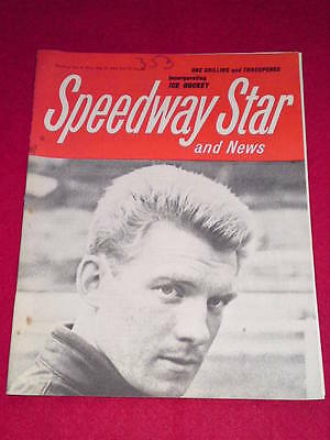 SPEEDWAY STAR AND NEWS - July 15 1966 Vol 15 # 18