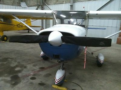 Cessna 150  AND 152  combo package includes prop sleeve covers and cowl plugs