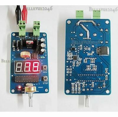 DC Motor Speed Controller PWM Voltage Regulator *Robot Chassis MCU AVR Project