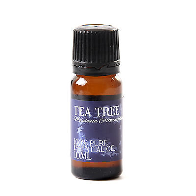 Tea Tree Essential Oil - 100% Pure - 10ml (EO10TEATREE)