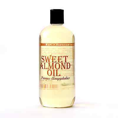 Mystic Moments | Almond Sweet Carrier Oil - 100% Pure - 500ml (OV500ALMOSWEE)