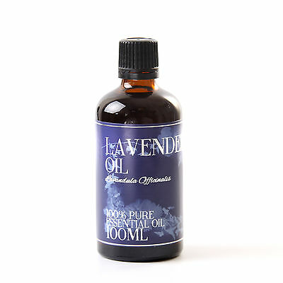 Lavender Essential Oil - 100% Pure - 100ml (EO100LAVE)