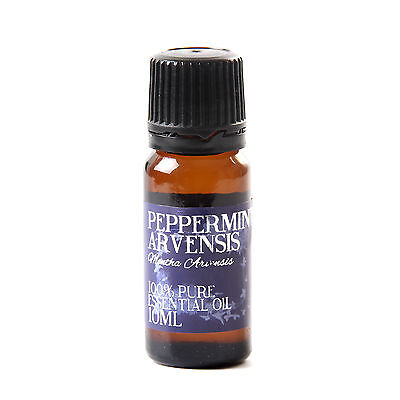 Peppermint Arvensis Essential Oil - 100% Pure - 10ml (EO10PEPPARVE)