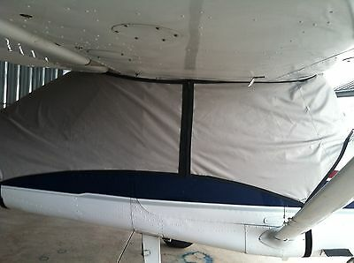 Cessna  Sunbrella cabin and Windshield Covers 150  152