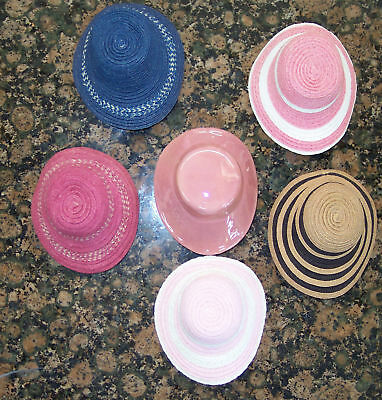 CL 3 HAT MOLD FOR ROSETTE AND TONI P 90  9-10 IN HEAD