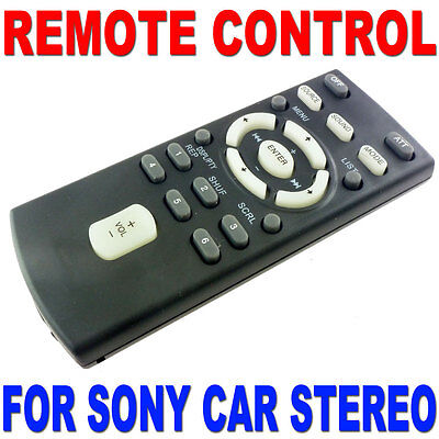 New remote control pnr001 for pioneer cd mp3 car radio stereo most remote control for sony cd mp3 dvd car radio stereo most models replaces rm x151 publicscrutiny Images
