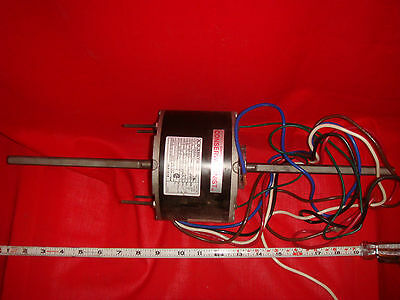 a o smith multifit motor 1 4 1 5 1 6 hp 9724 • 164 95 picclick f48se6l11 a o smith blower motor double shaft 1 6 hp