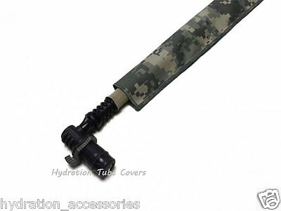 ACU Hydration Pack Drink Tube Cover for Camelbak HAWG, MULE, BFM, Motherlode,