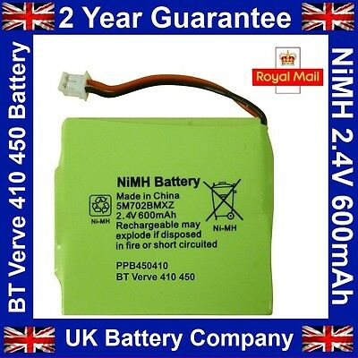 New Replacement GP5M702BMXZ 5M702BMXZ BT Phone Battery 2.4v 600mah Nimh