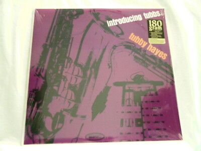 TUBBY HAYES Introducing Tubbs Don Lusher Terry Shannon 180 gram NEW LP