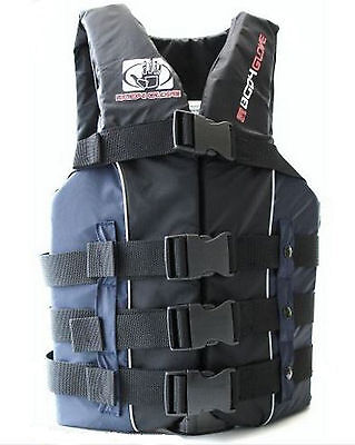 BODYGLOVE 50N Buoyancy Aid Imapct Vest Water/jetski Wakeboard Power Boat Jacket