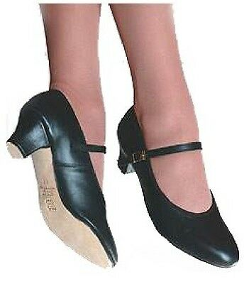 Character Dance shoes Adult size 3 - size 11