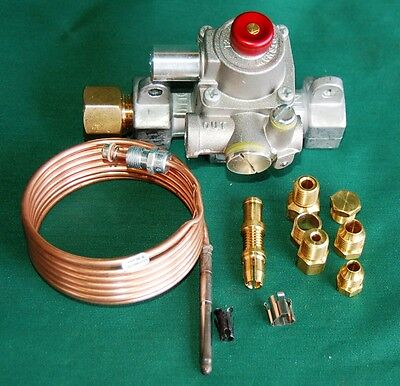 Fmea Safety Valve Kit -Franklin Chef Ovens & Ranges  - Replaces 145298