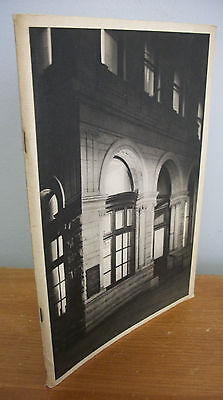 A WINDOW ON THE AVENUE, Bank of New York Fifth Avenue Office 1875-1955