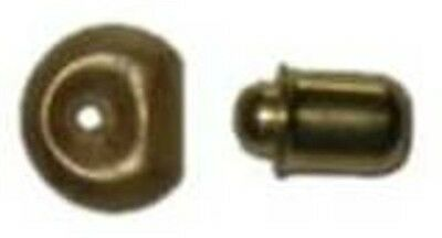 "Bullet Catch - 1/4"" - Brass Plated  D1451"