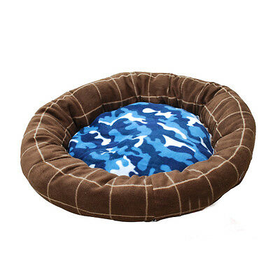 Round fleece soft pet bed for cat or dog,pet beds, best offer or refund the diff