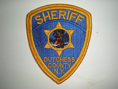 Dutchess County, New York Sheriff's Department Patch