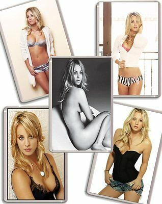 Kaley Cuoco Fridge Magnet Chose from 10 Images FREE POSTAGE