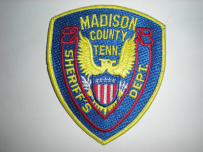 Madison County, Tennessee Sheriff's Department Patch