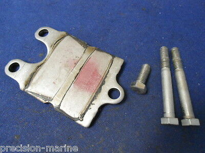 TJ115TLETS Leaf Plate Assembly 1993 Johnson 115 hp 389823