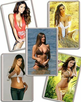 Lucy Pinder Fridge Magnet Chose from 22 designs FREE POSTAGE