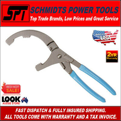 """Channellock 209 9"""" Pvc Pipe Pliers & Oil Filter Remover Tool - New"""