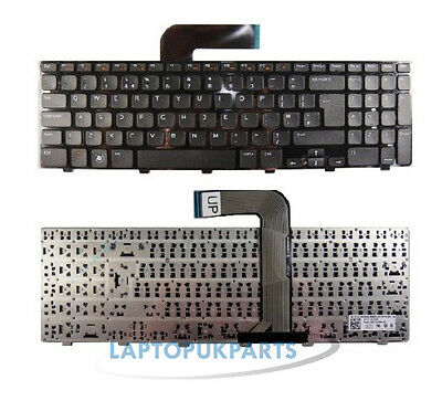 New Genuine Original For Dell Inspiron N5110 Notebook Laptop Uk Keyboard Black