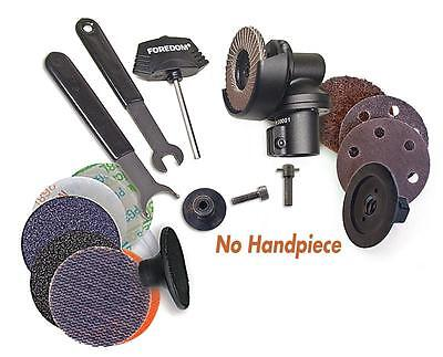 "Angle Grinder Foredom Ak69110 2"" Grinder Kit - Attachment With Accessories"