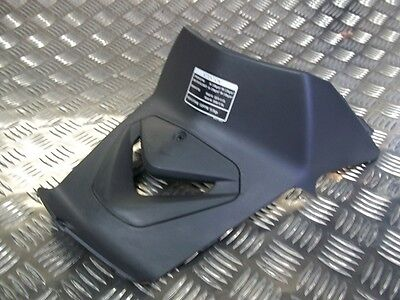 Cache Sous Coffre Daelim 125 S1 Scooter Cover Under Chest  2007-2010