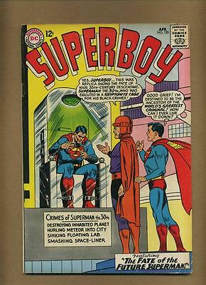 Superboy 120 (Strict VG) Nice! (id# 2938) Silver Age comic
