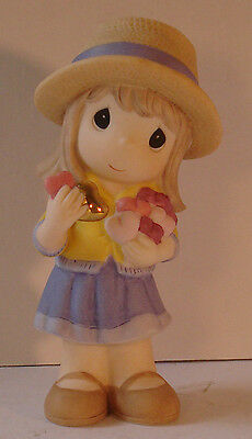 "Precious Moments ""I Count Your Friendship As My Greatest Blessing"" 940012 NIB"
