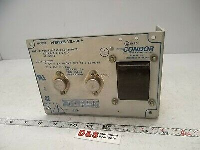 Condor HBB512-A Power Supply