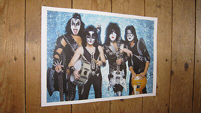 Kiss Supergroup Great New POSTER