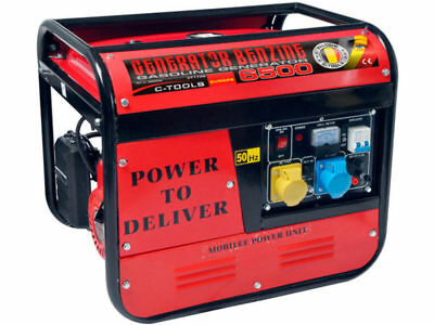 2.8 KVA 4 Stroke petrol. Generator NEW with free delivery CT1706
